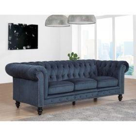 Mistana In Strummer Velvet Sectional Sofas (View 2 of 10)