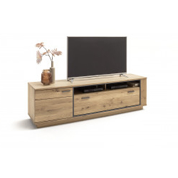 Modern High Gloss Tv Stands Uk  Sena Home Furniture (41 Within Latest Canyon Oak Tv Stands (View 1 of 10)