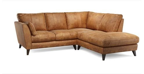 Most Current 2pc Maddox Left Arm Facing Sectional Sofas With Chaise Brown Within Kennedy Right Arm Facing 2 Piece Corner Sofa Outback (View 9 of 10)