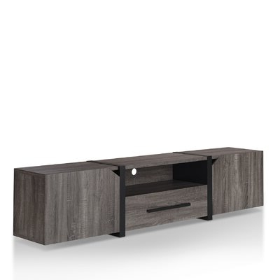 """Most Current Ailiana Tv Stands For Tvs Up To 88"""" Pertaining To Orren Ellis Quaniece Tv Stand For Tvs Up To 88"""" & Reviews (View 9 of 10)"""