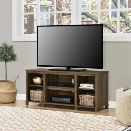 Most Current Mainstays Parsons Cubby Tv Stand Only $ (View 5 of 10)