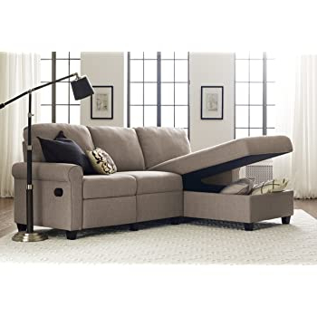 Most Popular Copenhagen Reclining Sectional Sofas With Left Storage Chaise With Regard To Amazon: Homelegance Olympia 3 Piece Power Reclining (View 8 of 10)