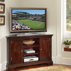 Most Popular Rfiver Modern Black Floor Tv Stands Regarding Home Design Amazing Black Wooden Wall Mount Units Bedroom (View 3 of 10)