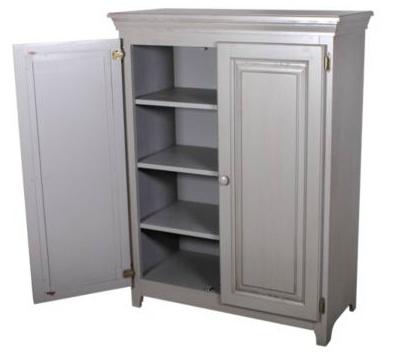 Most Recent 575 Pine 2 Door Jelly Cabinet (View 6 of 10)