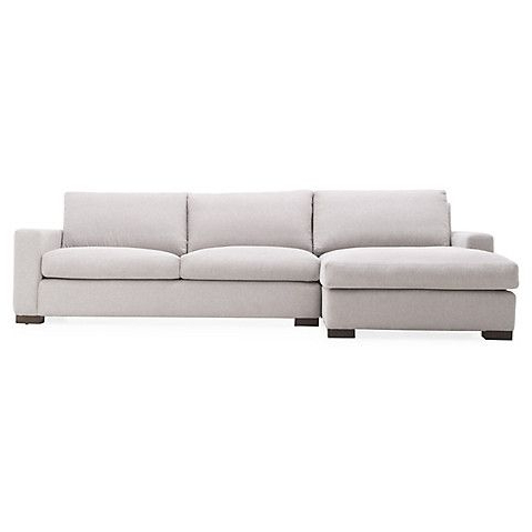 Most Recent Erik Left Facing Sectional, Taupe $1, (View 4 of 10)