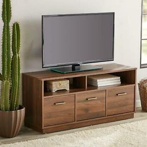 """Most Recent Mainstays 3 Door Tv Stand Console For Tvs Up To 50 Intended For Tracy Tv Stands For Tvs Up To 50"""" (View 6 of 10)"""