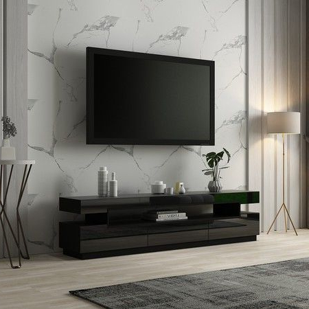Most Recently Released 160cm Tv Bench Table Stand Television Cabinet With Regard To Richmond Tv Unit Stands (View 8 of 10)