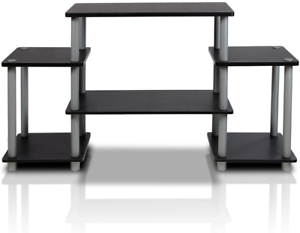Most Recently Released Furinno Turn N Tube No Tool 3 Tier Entertainment Tv Stands For Furinno Turn N Tube No Tools Entertainment Tv Stands (View 6 of 10)