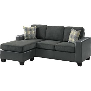 Most Up To Date Amazon: Serta Copenhagen Reclining Sectional With Left With Regard To Copenhagen Reclining Sectional Sofas With Right Storage Chaise (View 7 of 10)
