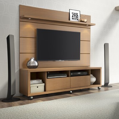 """Most Up To Date Floating Tv Stands & Entertainment Centers You'll Love In Pertaining To Aaliyah Floating Tv Stands For Tvs Up To 50"""" (View 2 of 10)"""