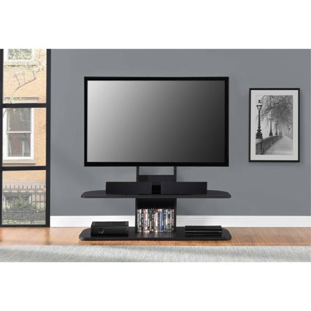 """Most Up To Date Karon Tv Stands For Tvs Up To 65"""" Intended For Ameriwood Home Galaxy Tv Stand With Mount For Tvs Up To  (View 3 of 10)"""