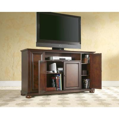 """Most Up To Date Lionel Corner Tv Stands For Tvs Up To 48"""" Pertaining To Crosley Alexandria 48 In (View 6 of 10)"""