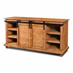 Most Up To Date Rustic Tv Stand, Rustic Tv Console, Wood Pine Tv Stand In Canyon Oak Tv Stands (View 10 of 10)