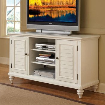 """Naples Corner Tv Stands Within Most Recently Released Home Styles Bermuda 56"""" Tv Stand @ Wayfair $425 (with (View 1 of 10)"""