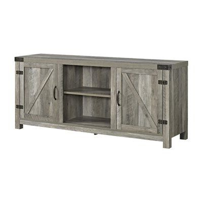 """Newest Adalberto Tv Stands For Tvs Up To 78"""" Inside Adalberto Tv Stand For Tvs Up To 65"""" With Fireplace (View 9 of 10)"""