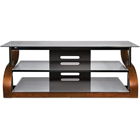 """Newest Amazon: Bell'o Cw342 65"""" Tv Stand For Tvs Up To 73 Throughout Tv Stands With Cable Management (View 2 of 10)"""