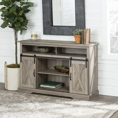 Newest Tv Stands & Entertainment Centers You'll Love In 2020 Regarding Kemble For Tvs Up To  (View 6 of 10)