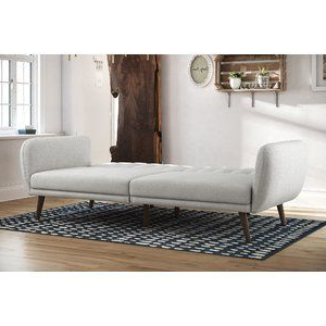 Novogratz Novogratz Brittany Convertible Sofa (View 8 of 10)