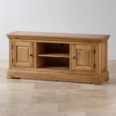 Oak Furniture Land, Furniture, Oak Intended For Dillon Oak Extra Wide Tv Stands (View 6 of 10)