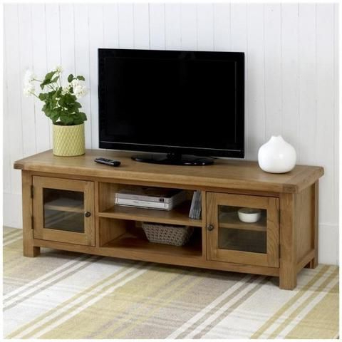 Oak Tv Stand, Tv Stand (View 5 of 10)
