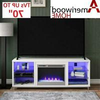 Oakville Wide Tv Stands Inside Well Known Fireplace Unit (View 7 of 10)