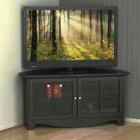 Oakville Wide Tv Stands Intended For Preferred Corner Tv Stand (View 2 of 10)