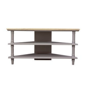 """Oglethorpe Tv Stands For Tvs Up To 49"""" Regarding Most Recent Brambly Cottage Roseline Solid Wood Tv Stand For Tvs Up To (View 6 of 10)"""