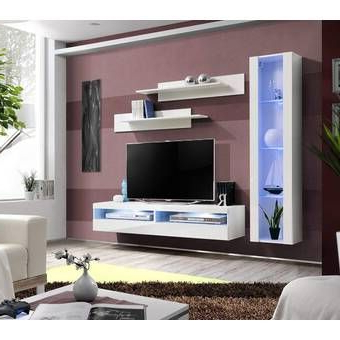 """Orren Ellis Priebe Modica Modern Entertainment Center For Intended For Preferred Ezlynn Floating Tv Stands For Tvs Up To 75"""" (View 10 of 10)"""