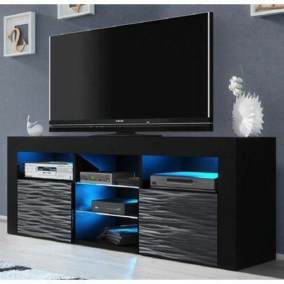 """Orren Ellis Ranallo Tv Stand For Tvs Up To 65"""" Color In Fashionable Neilsen Tv Stands For Tvs Up To 65"""" (View 9 of 10)"""