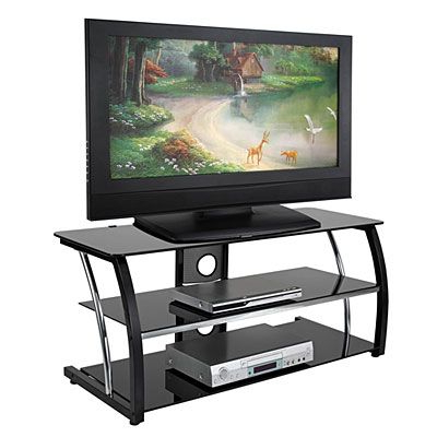 Pin On Furniture With Regard To Best And Newest Tier Entertainment Tv Stands In Black (View 3 of 10)