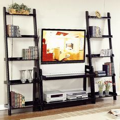 Pinterest With Regard To Most Up To Date Tiva Oak Ladder Tv Stands (View 1 of 10)