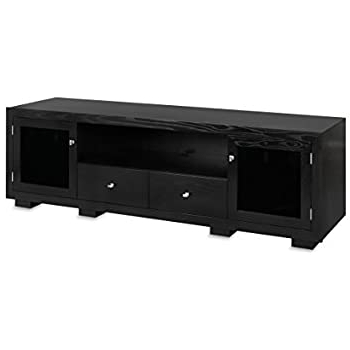 Popular Amazon: Standout Designs Haven Ex 82 Inch Solid Wood With Regard To Bromley Grey Extra Wide Tv Stands (View 8 of 10)