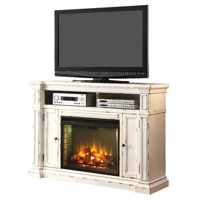"""Popular Tv Stand For Tvs Up To 65"""" With Fireplace Included Inside Rickard Tv Stands For Tvs Up To 65"""" With Fireplace Included (View 10 of 10)"""