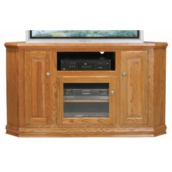 """Preferred Loon Peak® Lapierre Solid Wood Corner Tv Stand For Tvs Up With Regard To Miconia Solid Wood Tv Stands For Tvs Up To 70"""" (View 5 of 10)"""