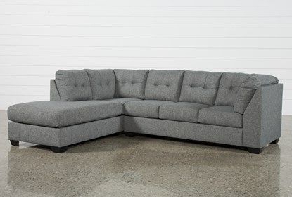 """Preferred Monet Right Facing Sectional Sofas Within Arrowmask 2 Piece 115"""" Sectional With Sleeper & Right Arm (View 1 of 10)"""