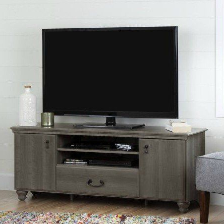 """Preferred Olinda Tv Stands For Tvs Up To 65"""" Intended For Smart Tv Stand Wood – For Tvs Up To  (View 2 of 10)"""