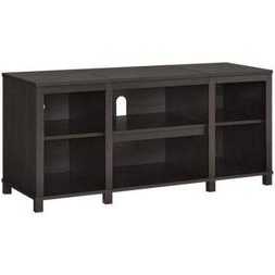 Preferred Parsons Cubby Tv Stand – Espresso Pertaining To Mainstays Parsons Tv Stands With Multiple Finishes (View 4 of 10)