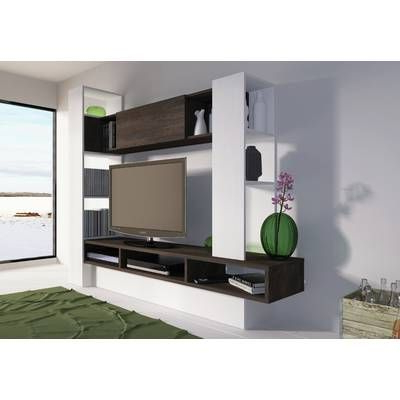 """Preferred Priebe Entertainment Center For Tvs Up To 75"""" (View 5 of 10)"""