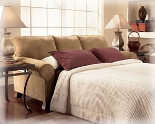 Queen Sofa Sleeper, Mattress Regarding Hadley Small Space Sectional Futon Sofas (View 4 of 10)