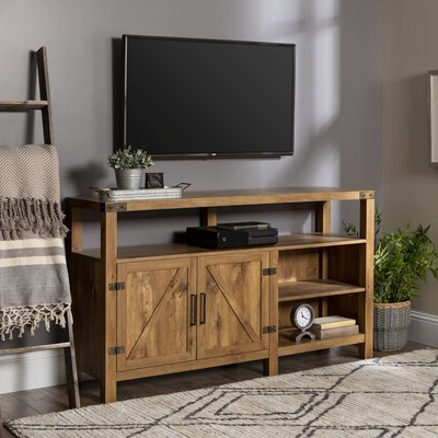 """Recent 60 69 Inch Tv Stands & Entertainment Centers You'll Love Intended For Giltner Solid Wood Tv Stands For Tvs Up To 65"""" (View 2 of 10)"""