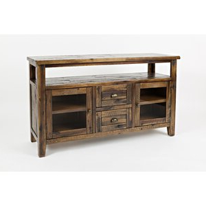 Recent Boahaus Dakota Tv Stands With 7 Open Shelves In Leija Cabinet/enclosed Storage Tv Stand For Tvs Up To  (View 6 of 10)