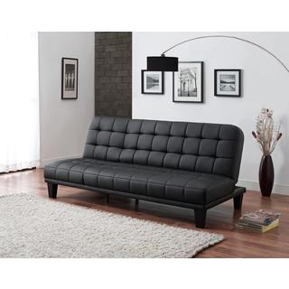 Recent Celine Sectional Futon Sofas With Storage Camel Faux Leather For Dhp Metropolitan Camel Tan Faux Leather Futon Lounger (View 1 of 10)