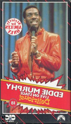 """Recent Eddie Murphy Delirious – Wikipedia In Casey May Tv Stands For Tvs Up To 70"""" (View 1 of 10)"""