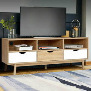 Richmond Tv Unit Stands With Best And Newest 140cm Artiss Scandinavian Tv Cabinet Entertainment Unit (View 7 of 10)