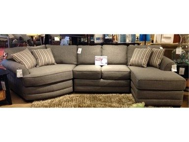 Sectional Sofa With Cuddler Chaise Luxe 2 Piece Left Arm Regarding Latest 2pc Maddox Right Arm Facing Sectional Sofas With Cuddler Brown (View 7 of 10)
