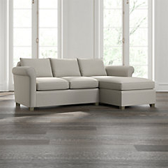 Setoril Modern Sectional Sofa Swith Chaise Woven Linen With Regard To Best And Newest Fuller Sectional Sofas (View 9 of 10)