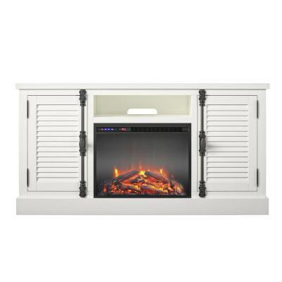 Shelby Corner Tv Stands Within Trendy Decorative Fire Glass/rocks – Fireplace Tv Stands (View 7 of 10)