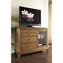 Shop Toluca Lake Tv Stand – Overstock – 6839709 In Recent Martin Svensson Home Barn Door Tv Stands In Multiple Finishes (View 4 of 10)
