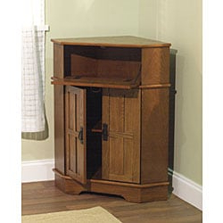 Simple Open Storage Shelf Corner Tv Stands With Regard To Well Liked Solid Wood Corner Cabinet Shelf Storage Entertainment (View 10 of 10)