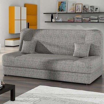 Sofa Bed Jonas With Storage Container Sleep Function For Favorite Celine Sectional Futon Sofas With Storage Reclining Couch (View 9 of 10)
